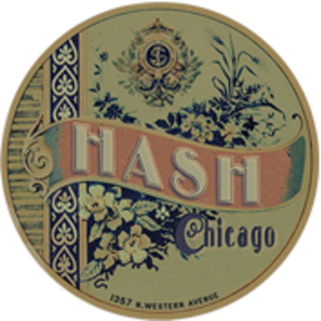 Hash, Chicago, IL logo