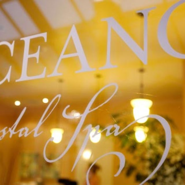 Oceano Coastal Spa, Half Moon Bay, CA logo
