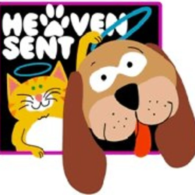 Heaven Sent Pet Care, Evanston, IL logo