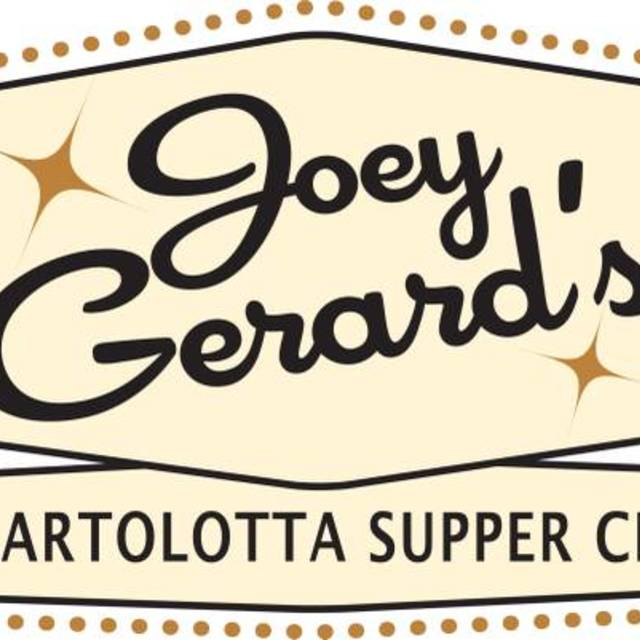 Joey Gerard's Greendale, Milwaukee, WI logo