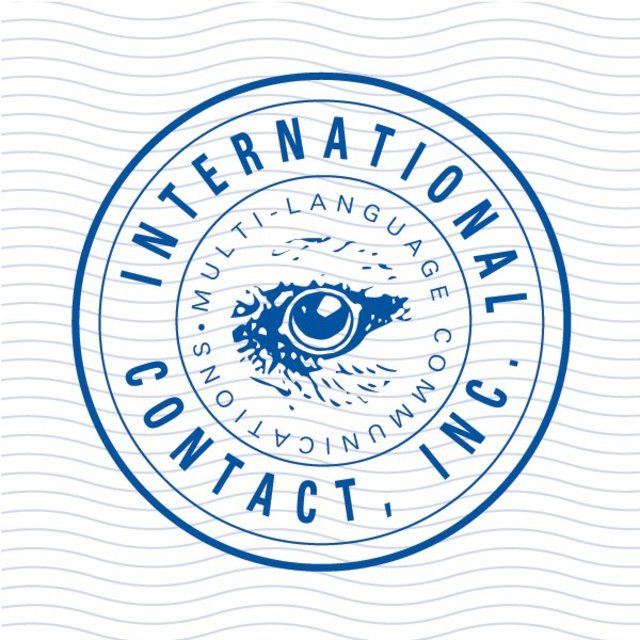 International Contact, INC., Berkeley, Ca logo