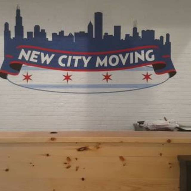 New City Moving, Chicago, IL logo