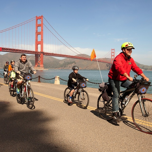 Bay City Bike Rentals and Tours, San Francisco, CA logo