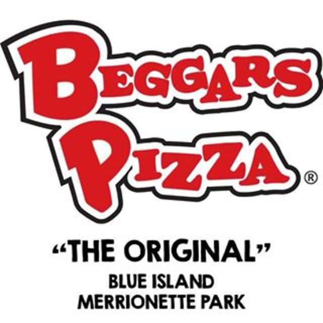 Beggars Pizza, Chicago, IL logo
