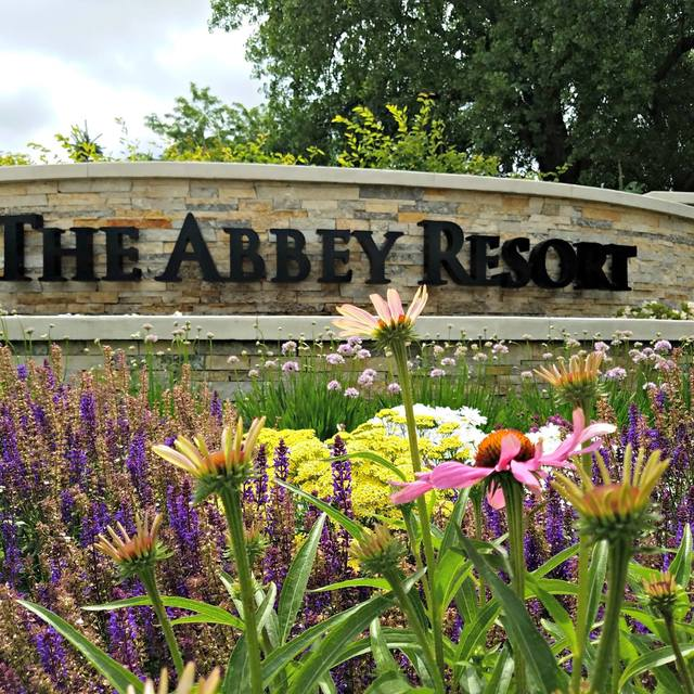 The Abbey Resort, Fontana, WI logo