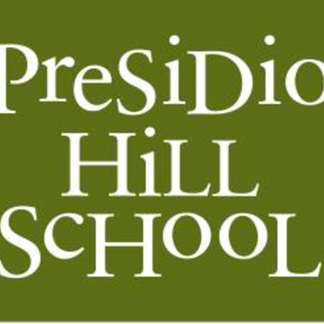 Presidio Hill School, San Francisco, CA logo