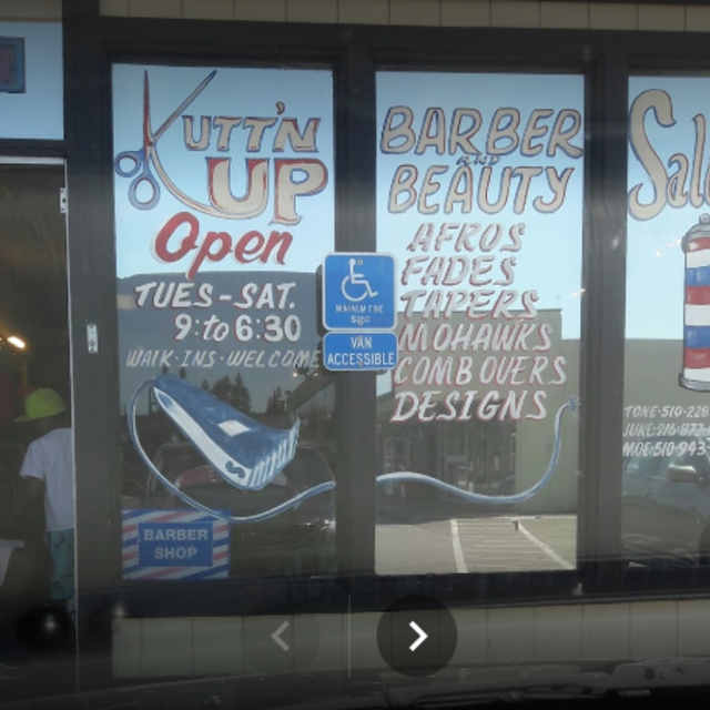 Kuttn Up Barber and Beauty, Sacramento, CA - Localwise business profile picture