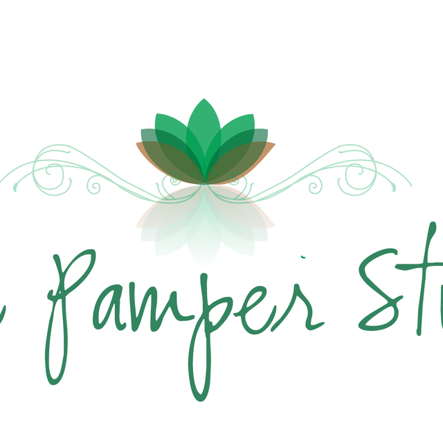 The Pamper Studio, San Rafael, CA logo