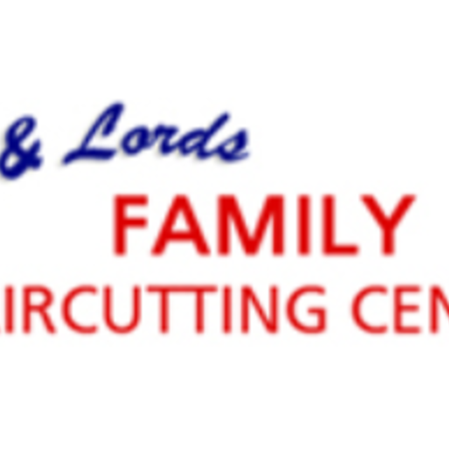 Dukes & Lords Family Haircutting, Belvidere, IL logo