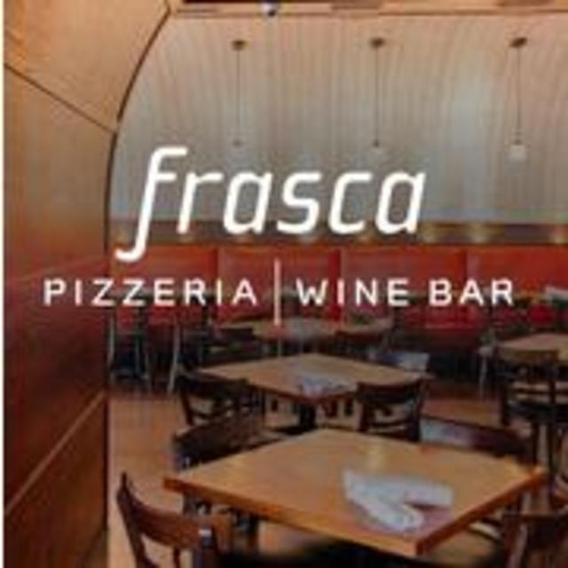 Frasca Pizzeria & Wine Bar, Chicago, IL logo