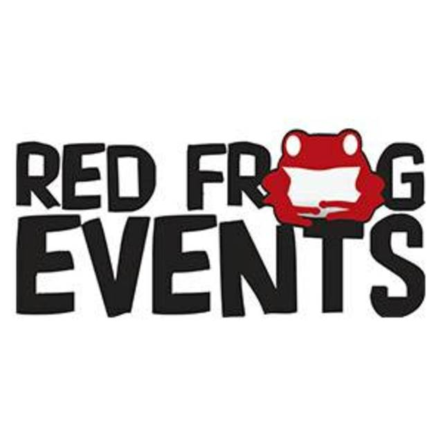 Red Frog Events, Chicago, IL logo