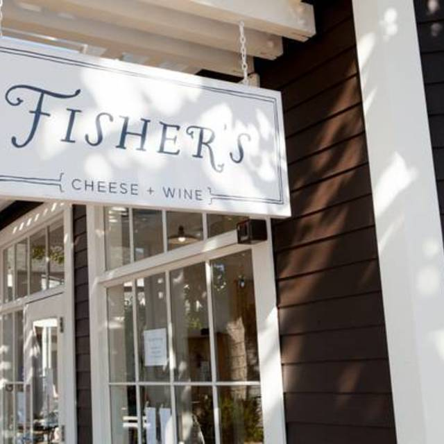 Fisher's Cheese and Wine, Larkspur, CA logo
