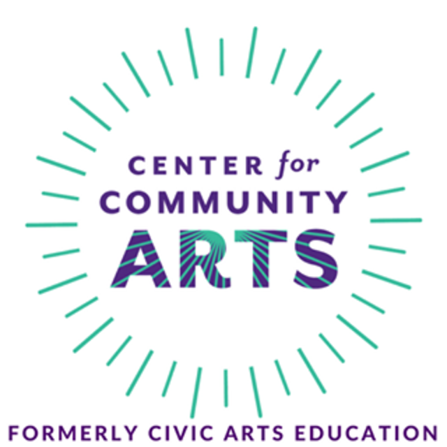 Center for Community Arts, Walnut Creek, CA logo