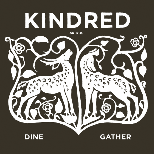 Kindred on KK, Bay View, WI logo