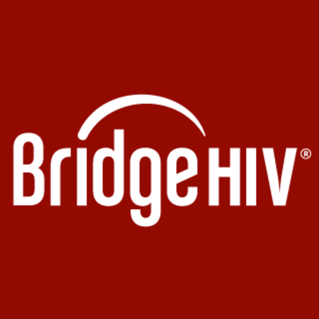 Bridge HIV, San Francisco, CA logo