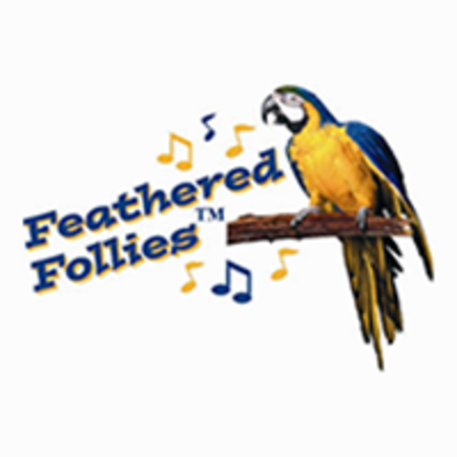 Feathered Follies, Concord, CA logo