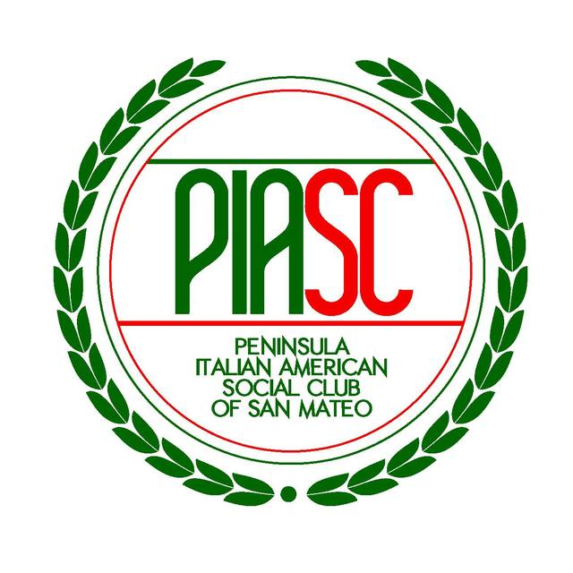 The Italian Club, San Mateo, CA logo