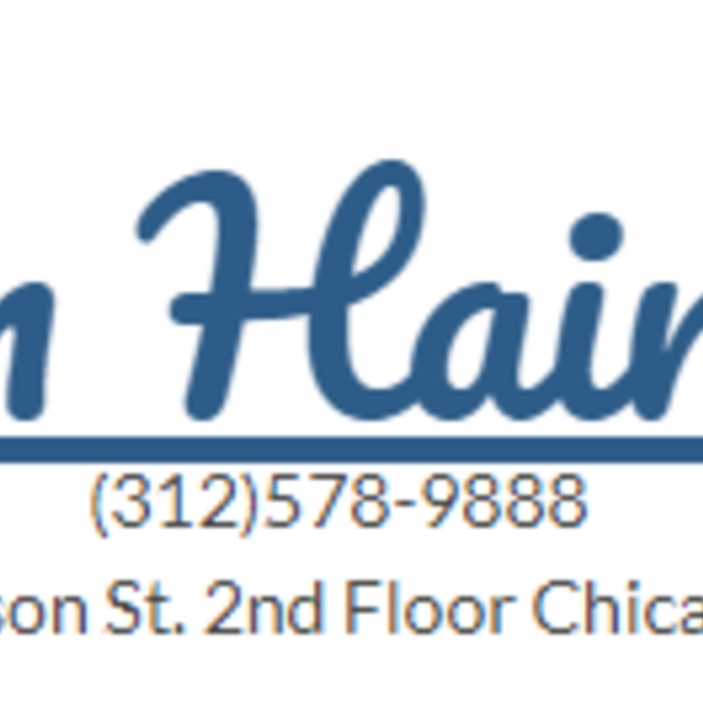 Madison Hair Styling, Chicago, IL logo