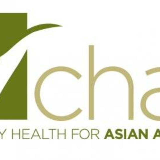 Community Health for Asian Americans, Oakland, CA logo