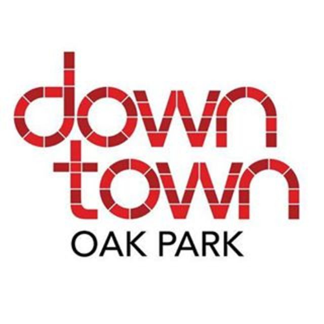 Downtown Oak Park, Oak Park, IL logo