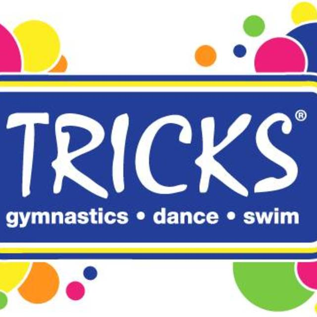 TRICKS Gymnastics, Granite Bay, CA logo