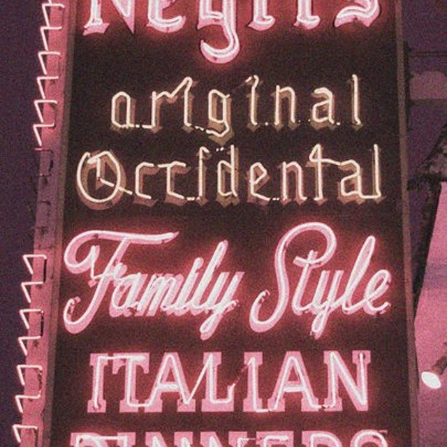 Negri's Original Occidental, Occidental, CA logo