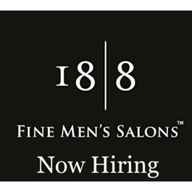 18/8 Fine Men's Salons, Campbell, CA logo