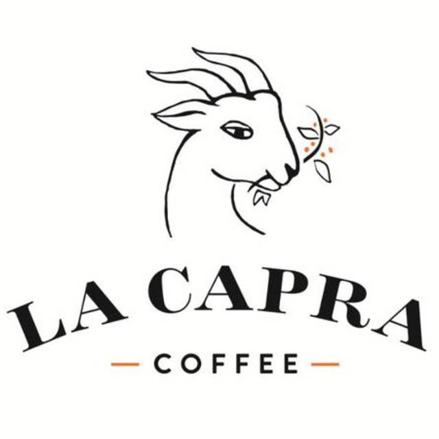 La Capra Coffee, San Francisco, CA logo