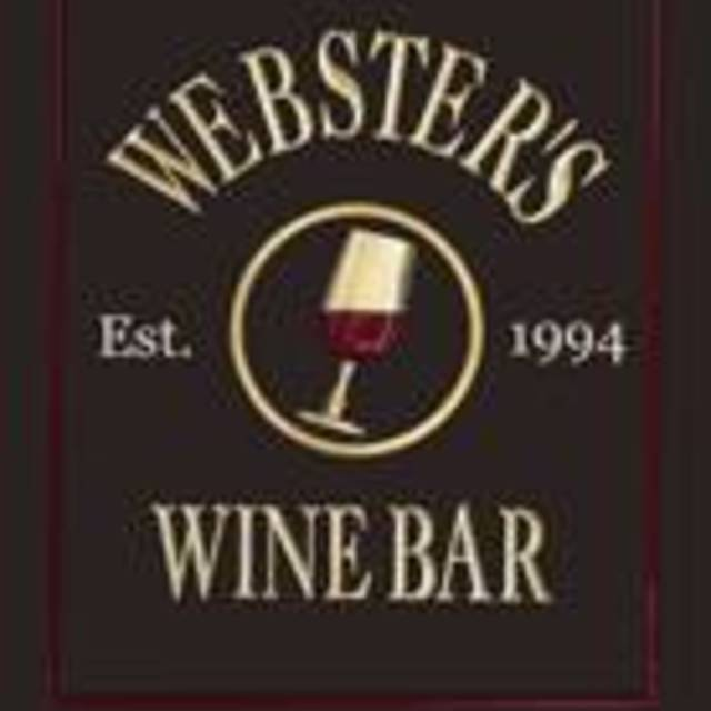 Websters Wine Bar, Chicago, IL logo