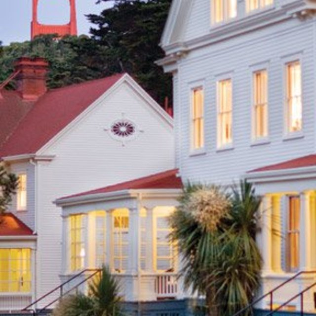 Cavallo Point Lodge, Sausalito, CA - Localwise business profile picture