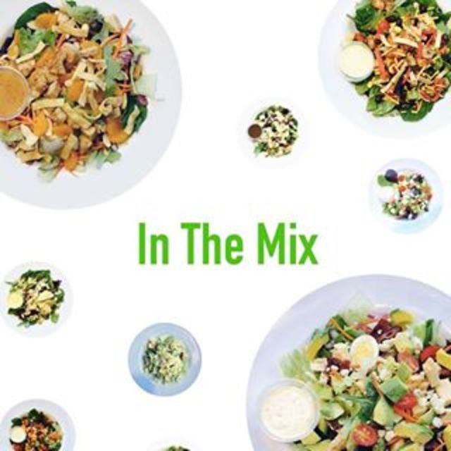 In The Mix | Salads, Danville, CA logo