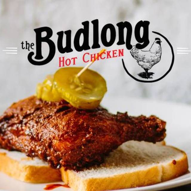The Budlong Hot Chicken, Chicago, IL logo