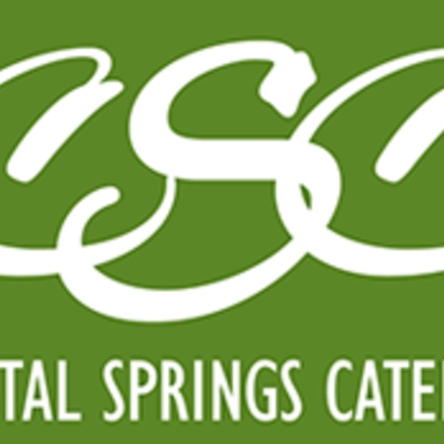 Crystal Springs Catering, Redwood City, CA logo