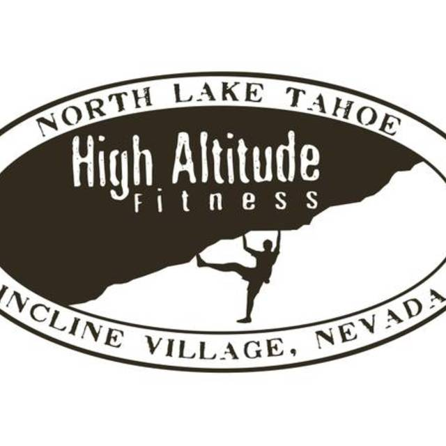 High Attitude Fitness, Incline Village, NV logo