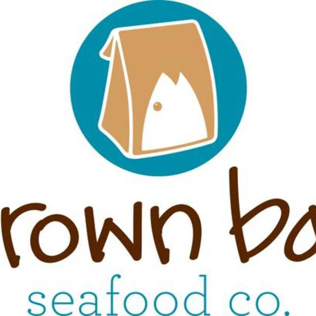 Brown Bag Seafood Co., Chicago, IL logo