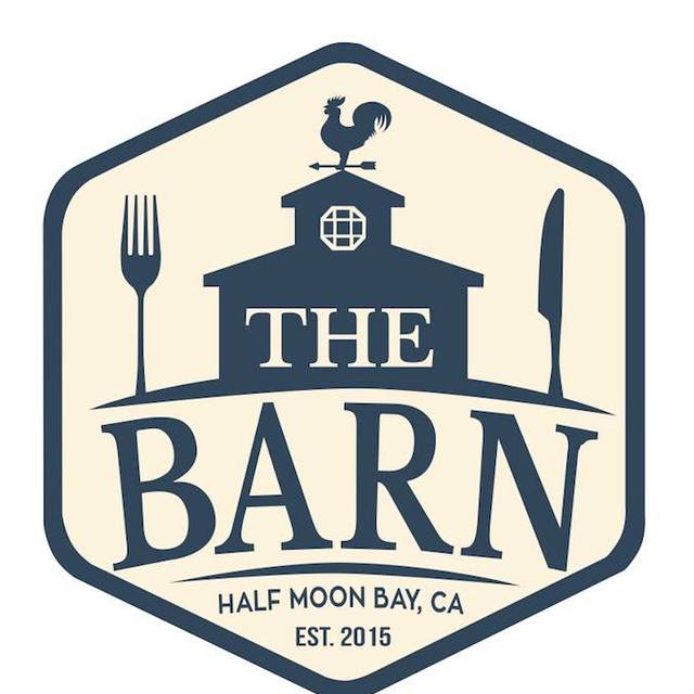 The Barn, Half Moon Bay, CA logo