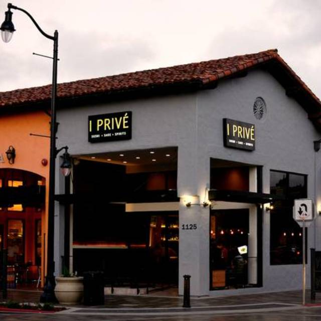 I Prive, Burlingame, CA logo