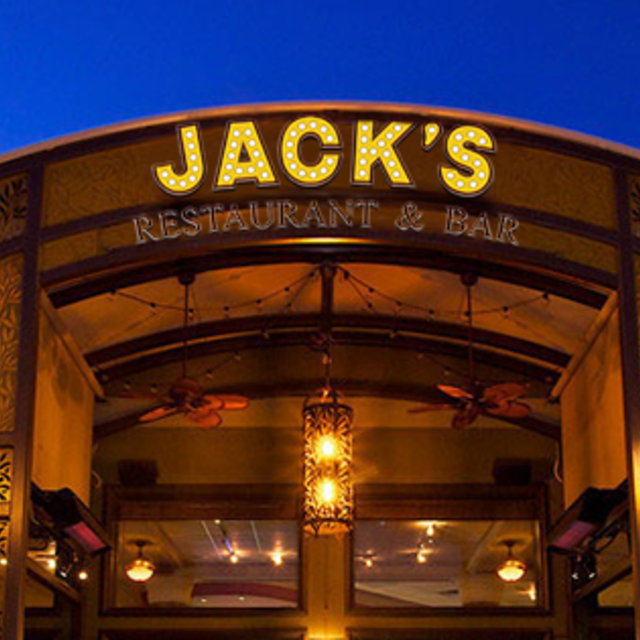 Jack's Restaurant and Bar, Pleasant Hill, CA logo