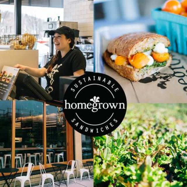 Homegrown Sustainable Sandwiches, San Francisco, CA - Localwise business profile picture