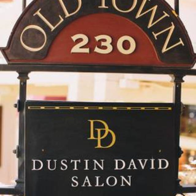 Dustin David Salon, Los Gatos, CA logo