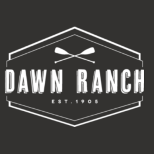 Dawn Ranch Resort, Guerneville, CA logo