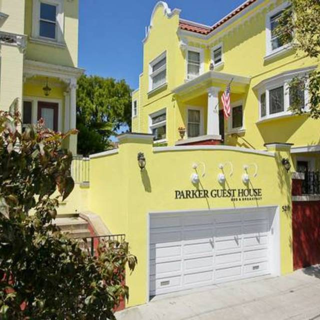 Parker Guest House, San Francisco, CA - Localwise business profile picture