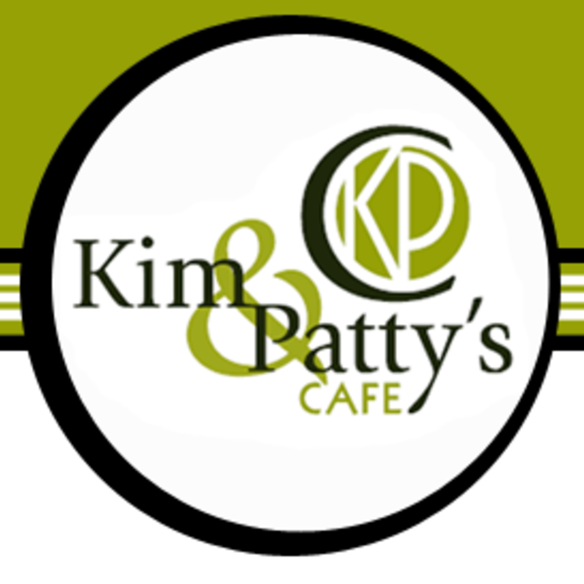 Kim & Patty's Cafe, McHenry, IL logo