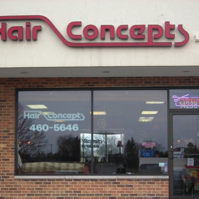 Hair Concepts, Orland Park, IL logo