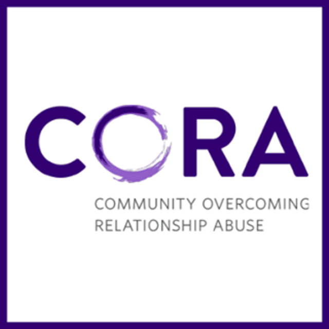 CORA (Community Overcoming Relationship Abuse), San Mateo, CA logo