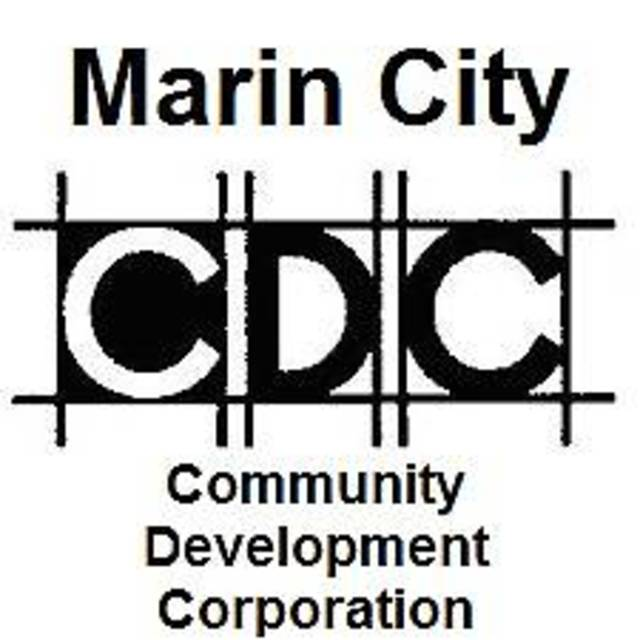 The Marin City Community Development Corporation (MCCDC), Sausalito, CA logo