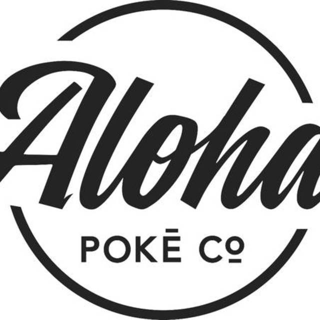 Aloha Poke Co, Chicago, IL logo