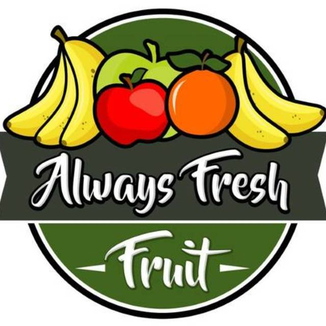 Always Fresh Fruit & Snacks, Rolesville, NC logo