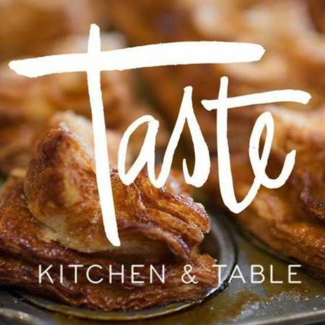 Taste Kitchen & Table, Fairfax, CA logo