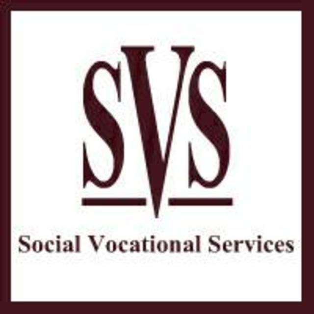 Social Vocational Services Inc, Santa Clara, CA logo